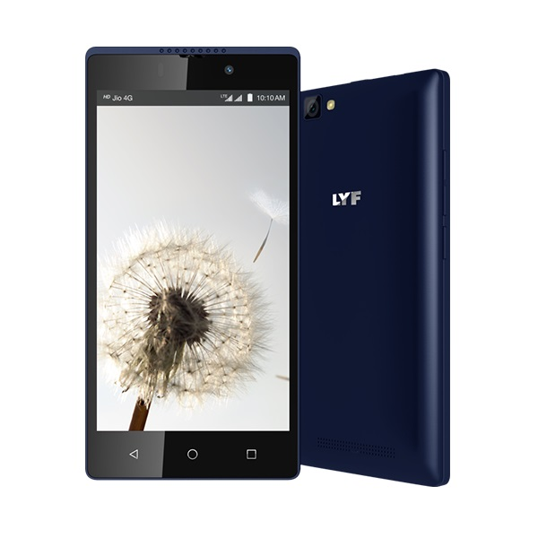 Reliance LYF Wind 7