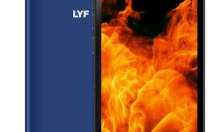 Reliance LYF Flame 8 with 1GB RAM launched at Rs. 4,199