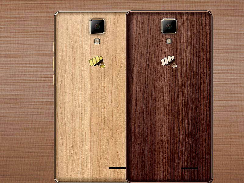 Micromax Canvas 5 Lite Special Edition Q463 listed on company website