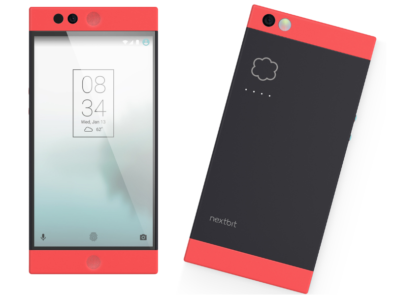 Nextbit Robin Ember color variant launched in India for Rs. 19,999