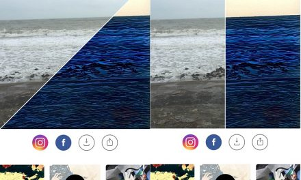 Prisma for iOS gets Split mode feature to split artwork images