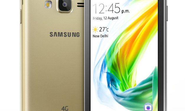 Samsung Z2 with Tizen OS launched in India at Rs. 4,590
