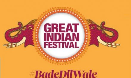 Amazon Great Indian Festival to take place from 1-5 October