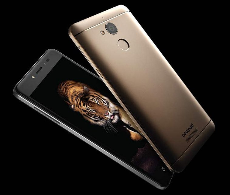Coolpad Note 5 with 4GB RAM, Selfie flash camera launched in India at Rs. 10,999