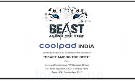 Coolpad Beast launch date in India shifted to 30 September