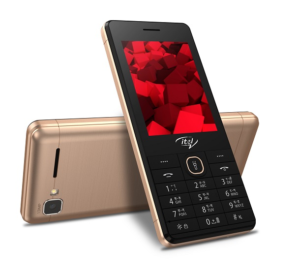 Itel brings fast charging to feature phone Itel it5311 priced at Rs. 1,610
