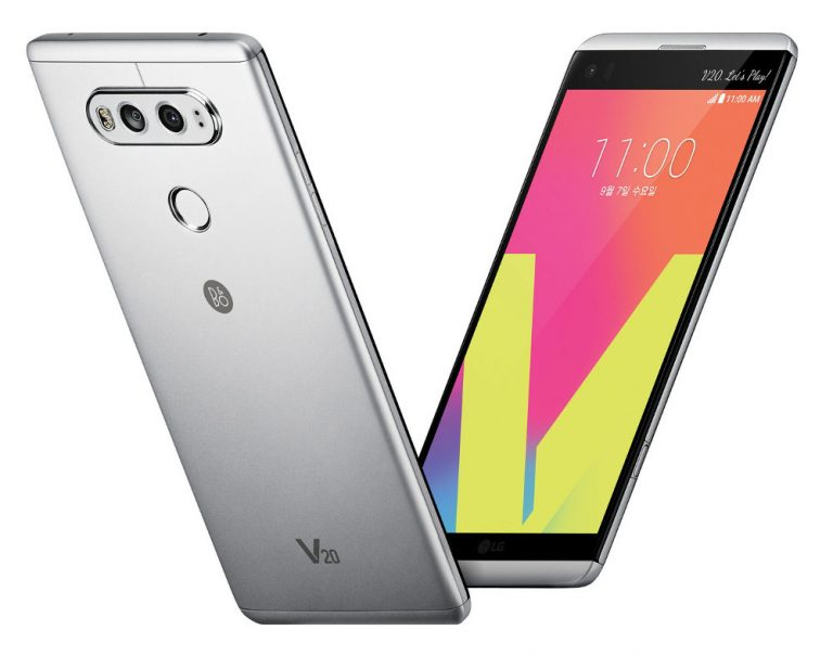 LG V20 launching in India on 5th December, to be priced at Rs. 54,999