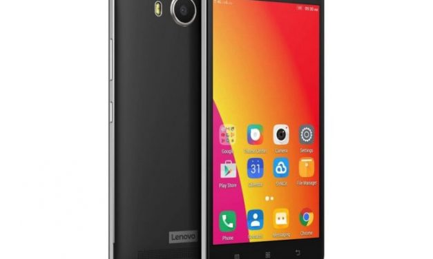 Lenovo A7700 with 2,900mAh battery, 4G VoLTE launched in India at Rs. 8,540