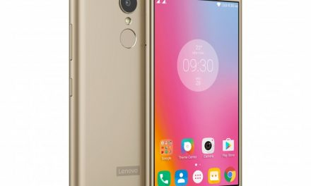 Lenovo K6 Power with 4,000mAh battery, Full HD screen announced