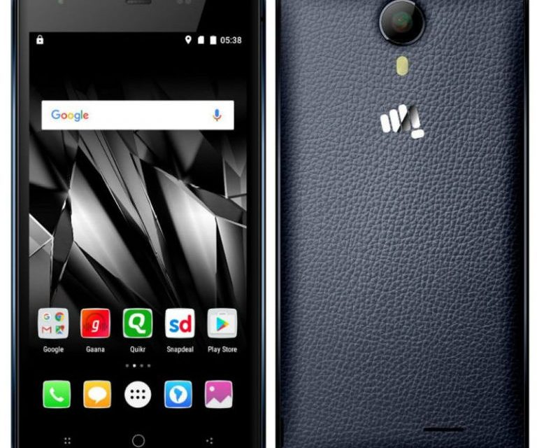 Micromax Canvas 5 Lite with 2GB RAM launched in India at Rs. 6,499