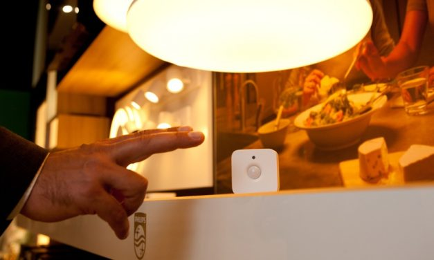 Philips announces new Philips Hue motion sensor, Bulbs and lamps