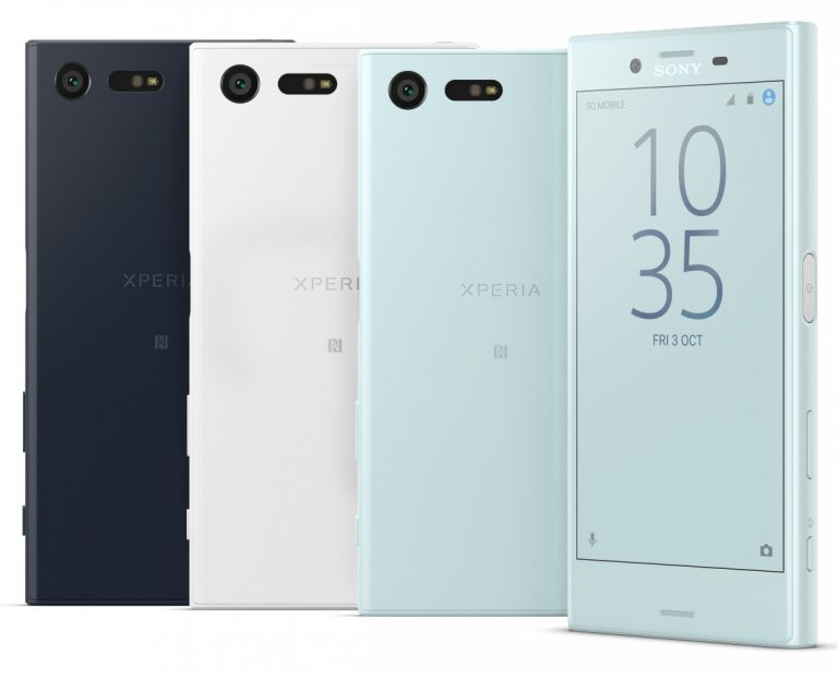 Sony Xperia X Compact with Snapdragon 650 announced at IFA