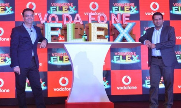 Vodafone Flex with Voice, SMS, Data combos announced for prepaid in India