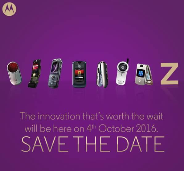 Moto Z Invite