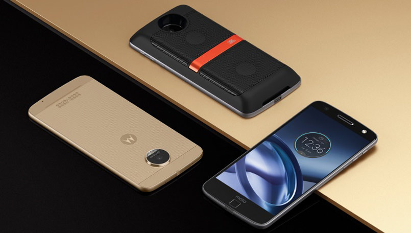 Motorola Moto Z with Moto Mods, Quad HD screen launched in India at Rs. 39,999