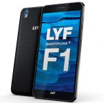 Reliance LYF F1 with 4G VoLTE, 3GB RAM launched in India for Rs. 13,399