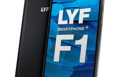 Reliance LYF F1 Plus with Exynos SoC launched in India for Rs. 13,098
