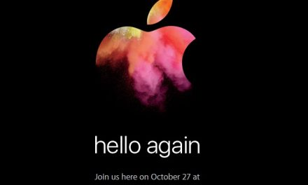 Apple schedules an event on 27 October, new Macbook Pro expected