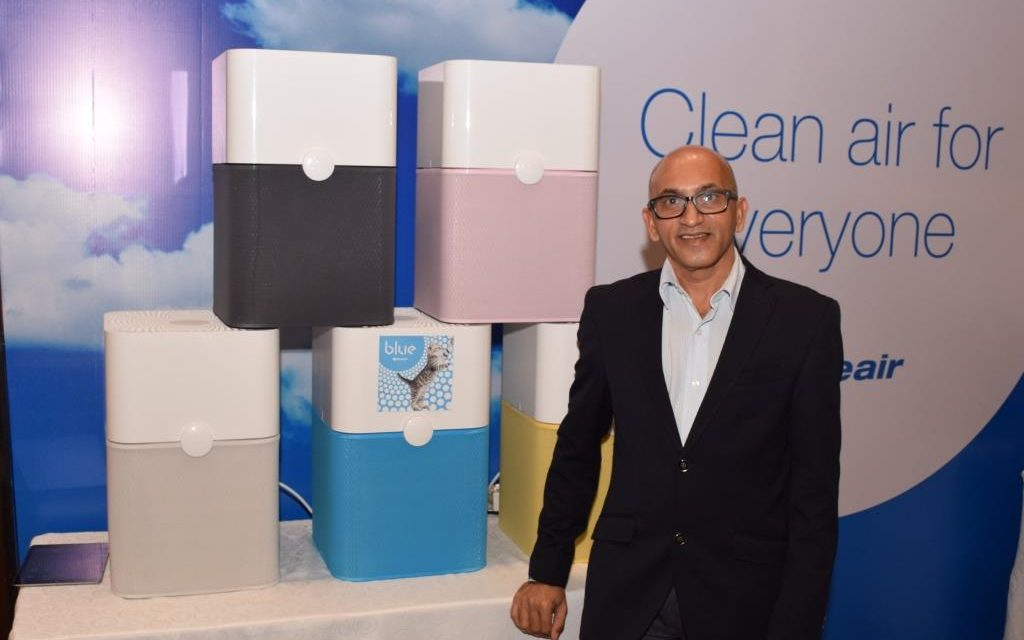Blueair launches Blueair Blue and classic range of air purifiers in India