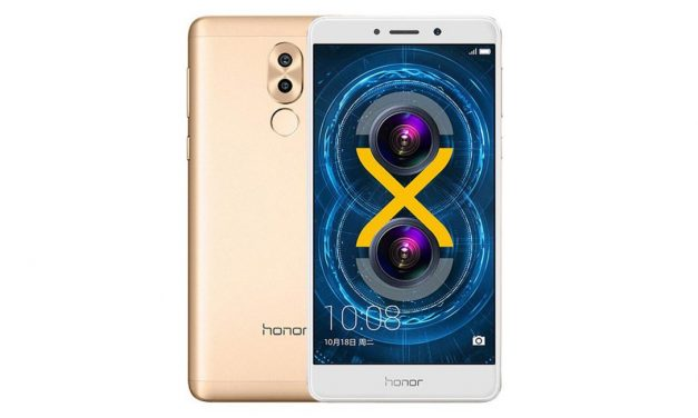Huawei Launches the Affordable Honor 6X, Honor Pad 2, and Honor Watch S1 in China