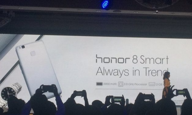 Huawei Honor 8 Smart with 2GB RAM launched in India for Rs. 19,999