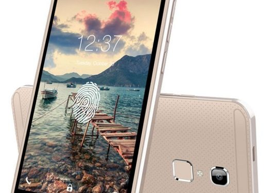 Intex Cloud Scan FP with Fingerprint sensor launched in India at Rs. 3,999