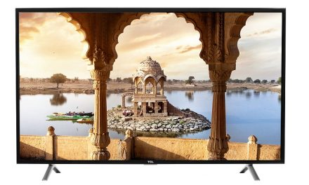 TCL unveils new 49 inch Full HD Smart and Digital TV in India
