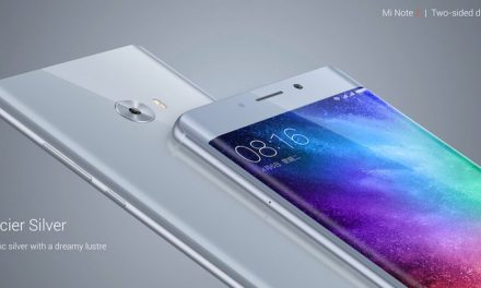 Xiaomi Mi Note 2 With Dual-Edge Screen and Snapdragon 821 Announced in China