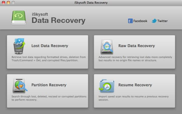Review: iSkysoft Data Recovery for Mac