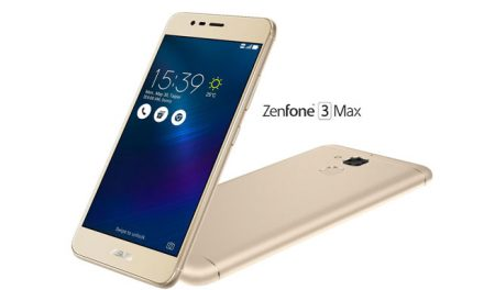 Asus Zenfone 3 Max ZC520TL with 5.2 inch display launched in India at Rs. 12,999