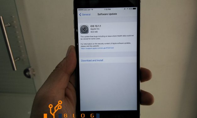Apple seeds iOS 10.1.1 for compatible iPhone, iPad devices