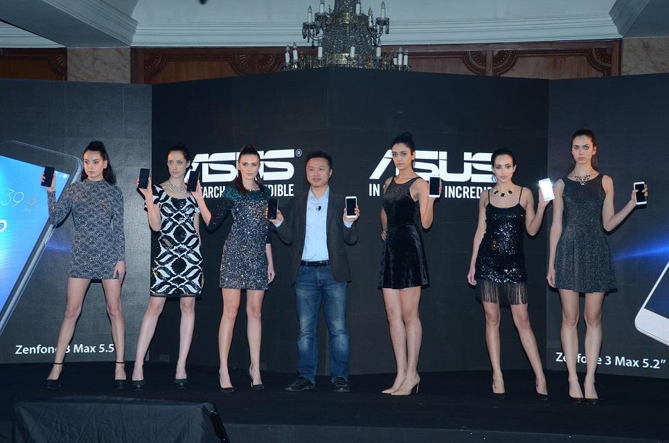 Asus Zenfone 3 Max Peter Chang