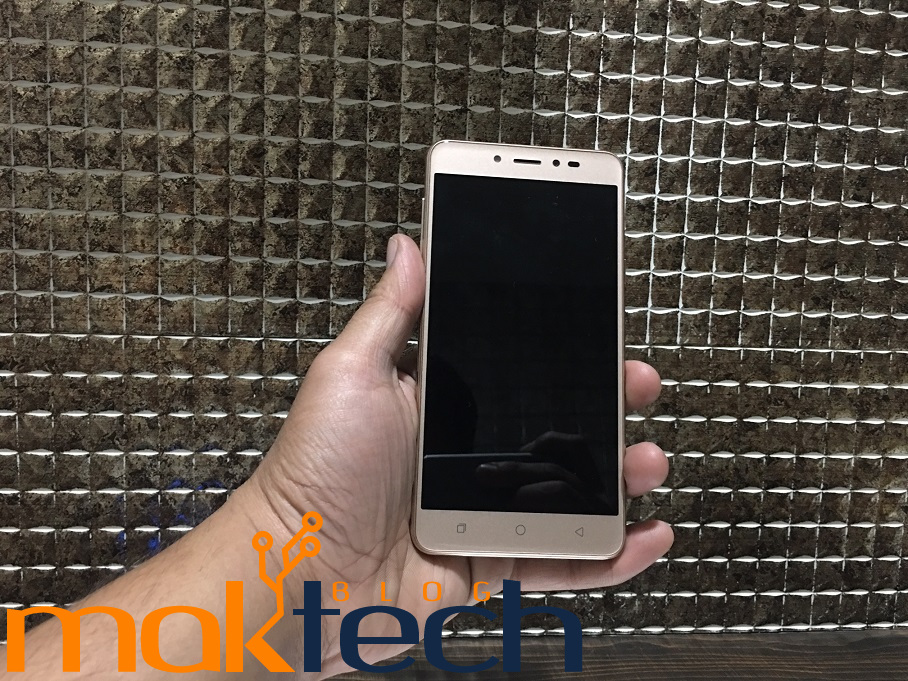 Coolpad Note 5 Front