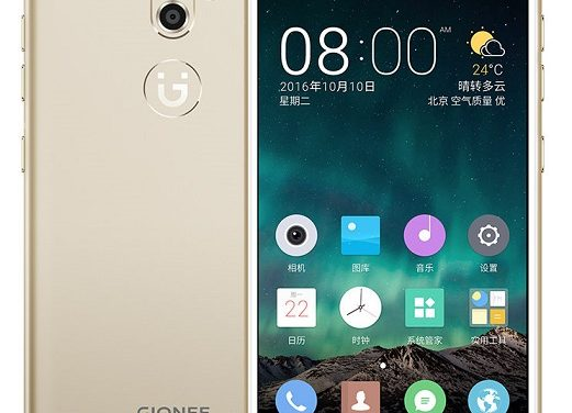 Gionee S9 with dual rear cameras, 4GB RAM launched in China