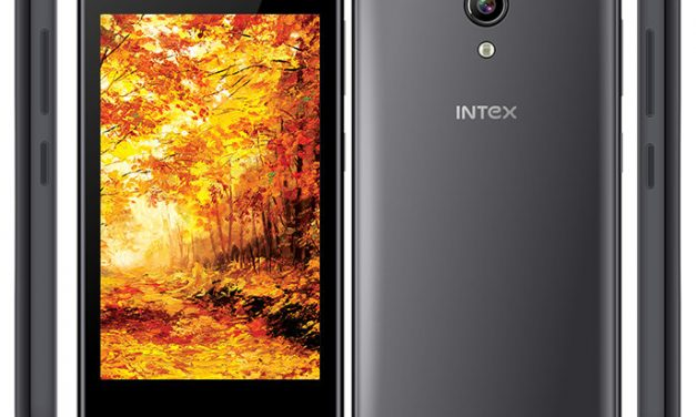 Intex Aqua E4 with 4G VoLTE launched in India, priced at Rs. 3,333