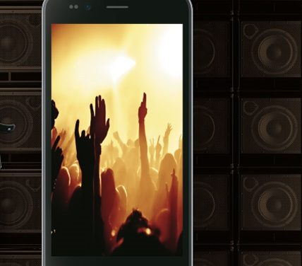 Micromax Canvas Fire 6 with 96db Loud Speakers listed on official website