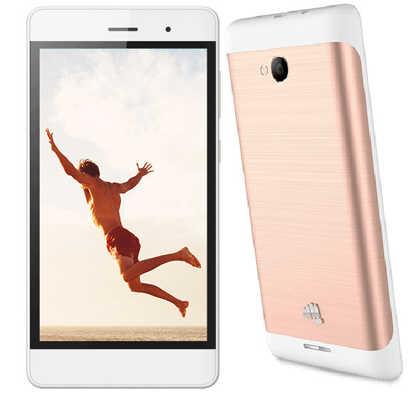 Micromax Canvas Spark 4G Q4201 with 4G VoLTE launched at Rs. 4,999