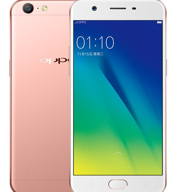 OPPO A57 with 16 Megapixel Selfie camera launched in India, priced at Rs. 14,990
