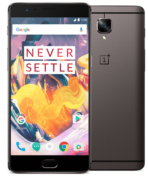 OnePlus 3T goes on sale in India on Amazon priced at Rs. 29,999