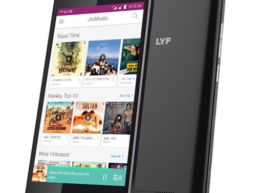 Reliance LYF Wind 7i with 4G VoLTE, Android 6 launched in India at Rs. 4,999