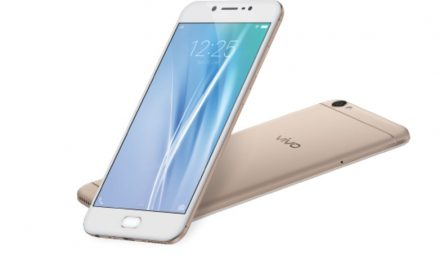 Vivo V5 with 20 MP selfie camera now available in India for Rs. 17,980