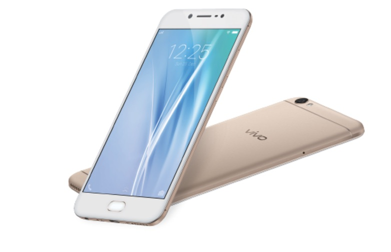 Vivo V5 with 20MP Front-Facing Camera Launched in India for Rs. 17,980