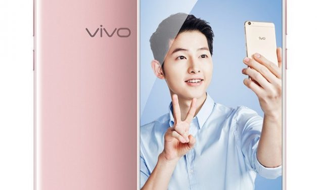 Vivo V5 with 20 MP selfie camera launching in India this month