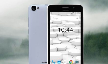 Meet another Rs. 499 smartphone from India called Vobizen Wise 5