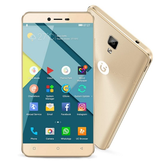 Gionee Pioneer P7 with 4G VoLTE launched in India for Rs. 9,999