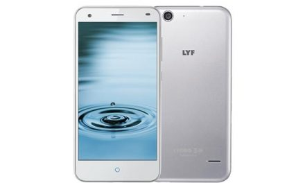 Reliance LYF Water 3 with 4G VoLTE launched in India, priced at RS. 6,599