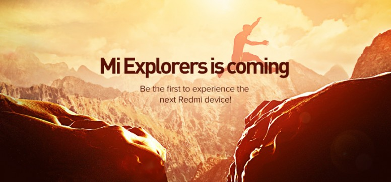 Xiaomi brings back Mi Explorers program to India, Redmi Note 4 coming