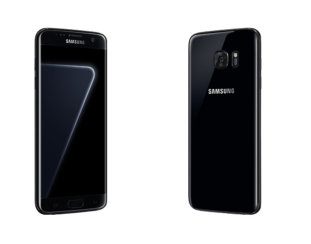 Samsung Galaxy S7 Edge in Black Pearl launching in India in January 2017