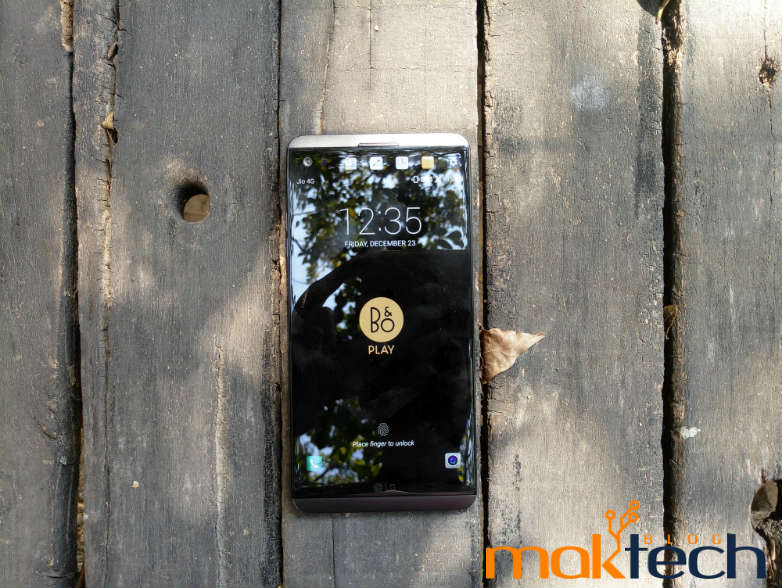 LG V20 Review: Strictly for Audiophiles