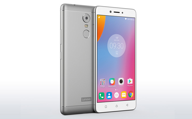 Lenovo K6 Note Launched in India at Rs. 13,999; To be an Offline Exclusive Model